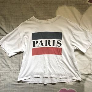 brandy melville paris top